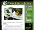 """Three Kisses"" - Daily Science Fiction"