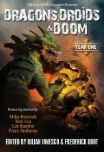 """The Dragonmaster's Ghost"", Fantasy Scroll Magazine"